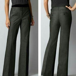 LOFT Julie Modern Flare trousers size 6